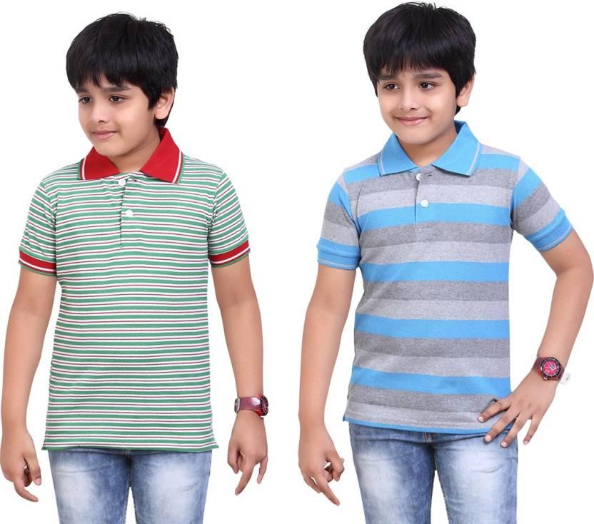 Dongli Boys Printed T Shirt