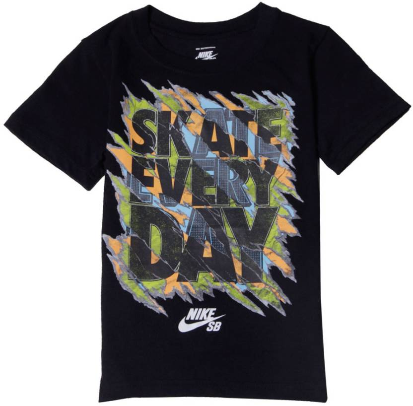 2d9da6747 Nike Kids Boys Graphic Print T Shirt Price in India - Buy Nike Kids ...