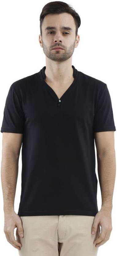 T-Shirt In Black - Noir Celio Cheap Wholesale Price Many Kinds Of Online 100% Original Shop Offer Online UchoAOA9