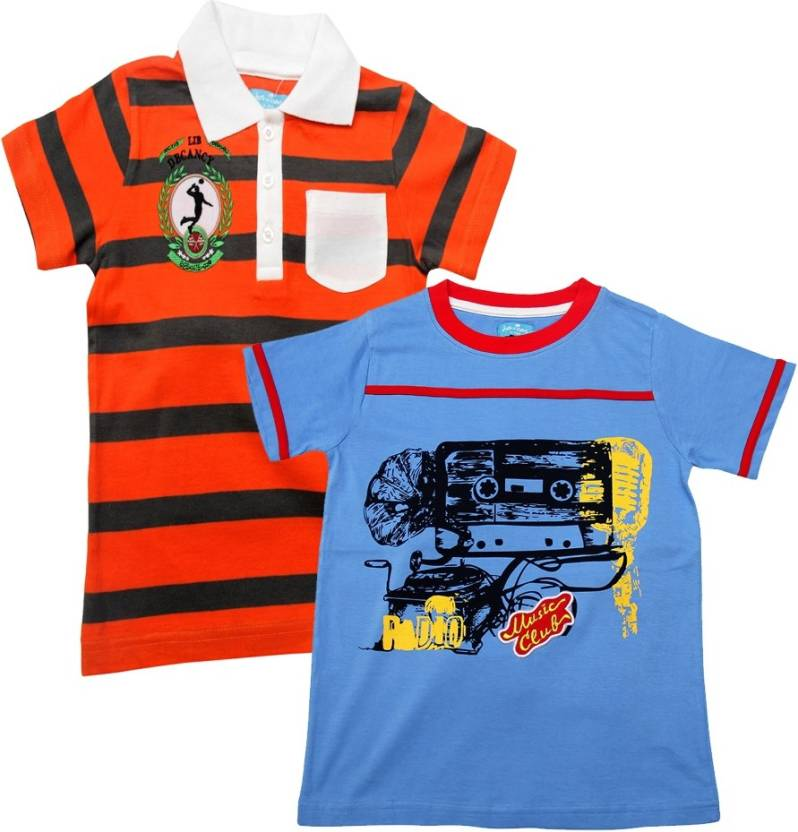 c137490f6 JusCubs Boys Printed Cotton T Shirt Price in India - Buy JusCubs ...