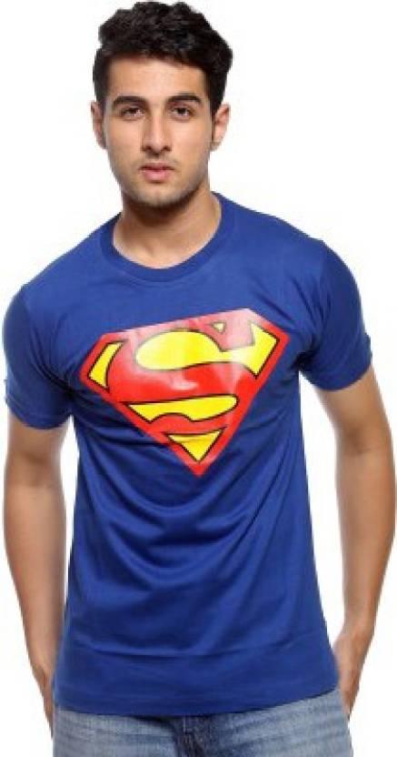 f23355dfb2c5a4 Fashion Fakir Printed Men's Round Neck Blue T-Shirt - Buy black ...
