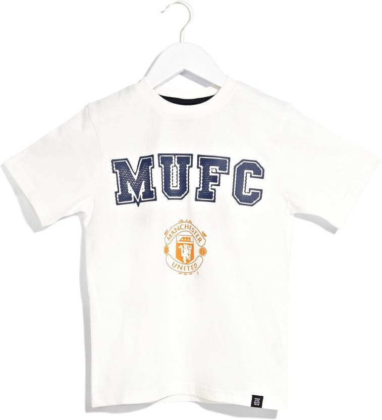 96fd524c8 Manchester United Boys Printed T Shirt Price in India - Buy ...