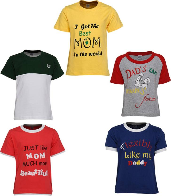 56146961e8a Gkidz Boys Printed T Shirt Price in India - Buy Gkidz Boys Printed T ...