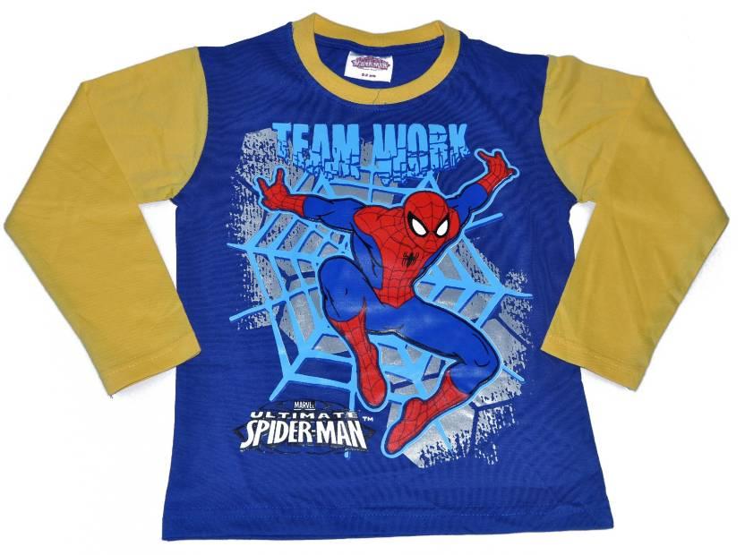 85b0f9c2 Spiderman Boys Printed T Shirt Price in India - Buy Spiderman Boys ...