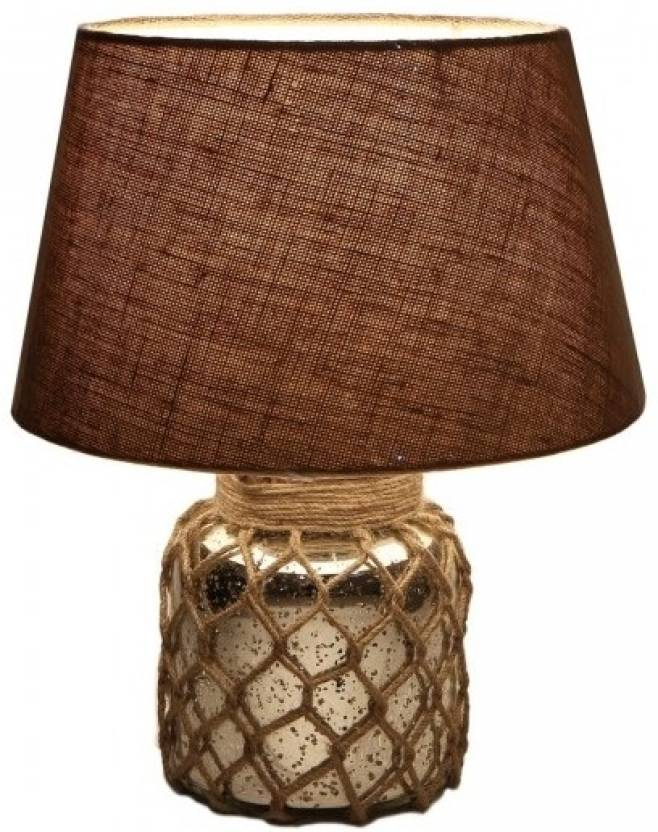 The Yellow Door Lamp Shade With Rope Decorative Table Lamp