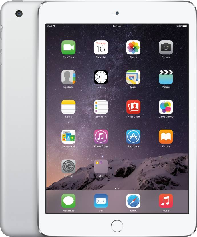 Apple iPad mini 3 128 GB 7.9 inch with Wi-Fi Only