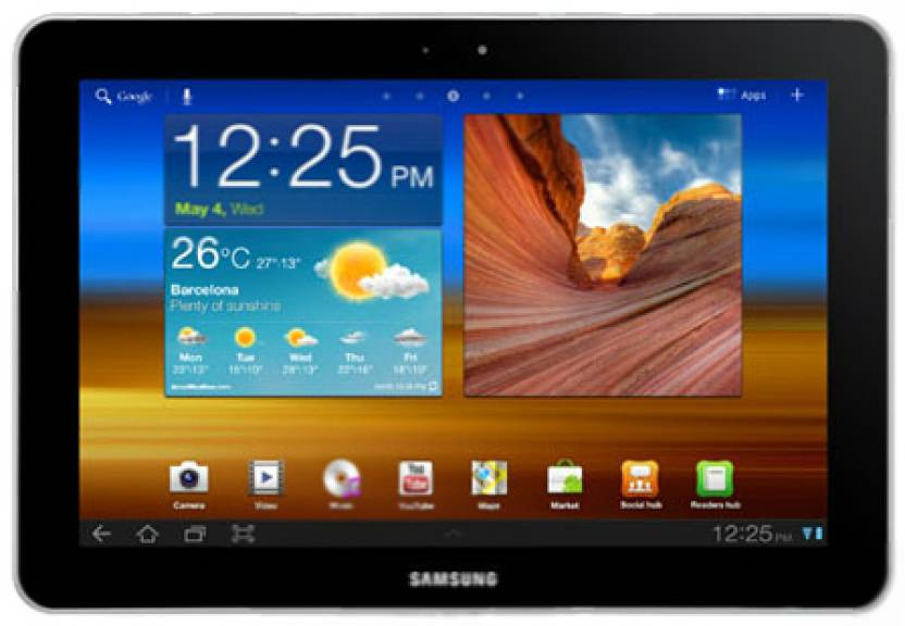 Samsung with Wi-Fi+3G Tablet