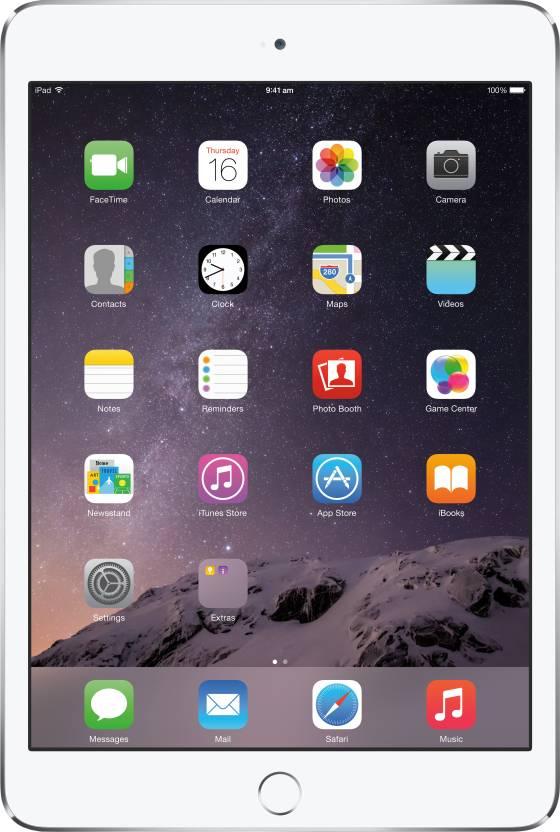Apple iPad mini 3 64 GB 7.9 inch with Wi-Fi+4G