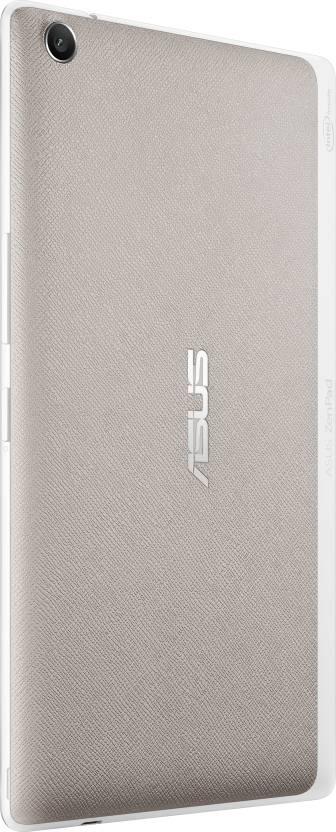 Asus ZenPad 7.0 16  GB 7 inch with Wi Fi+3G Tablet  Metallic
