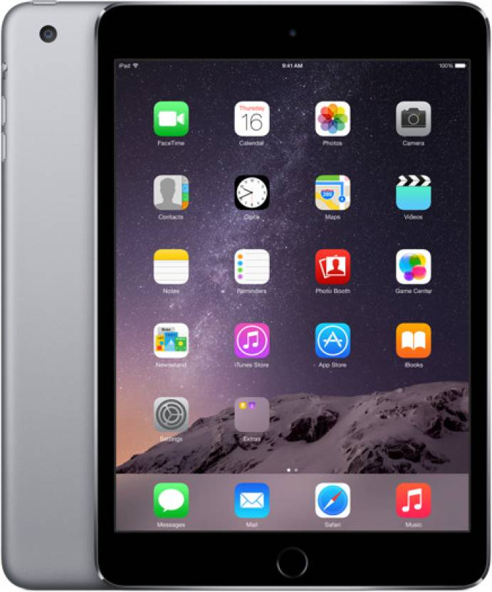 Apple iPad mini 3 16 GB 7.9 inch with Wi-Fi+3G