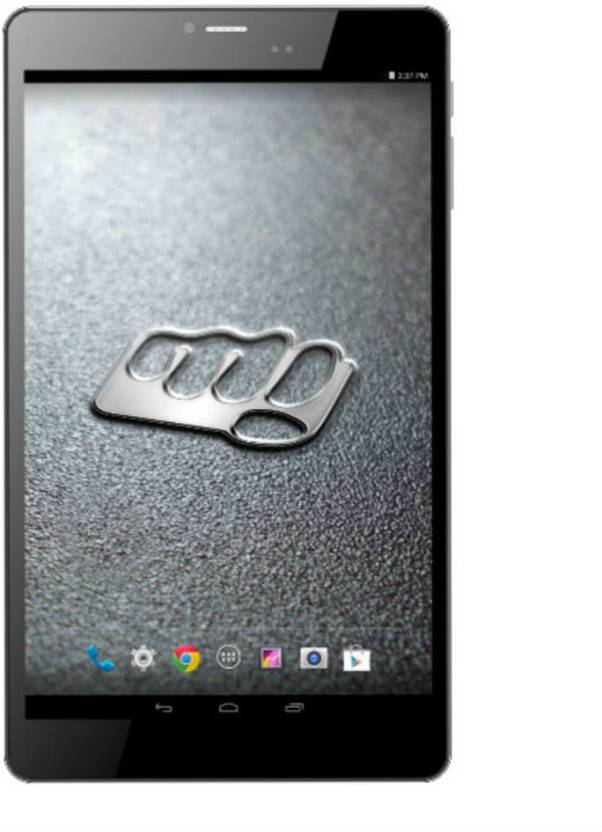 Micromax canvas tab p690 8 GB 8 inch with Wi-Fi+3G Tablet