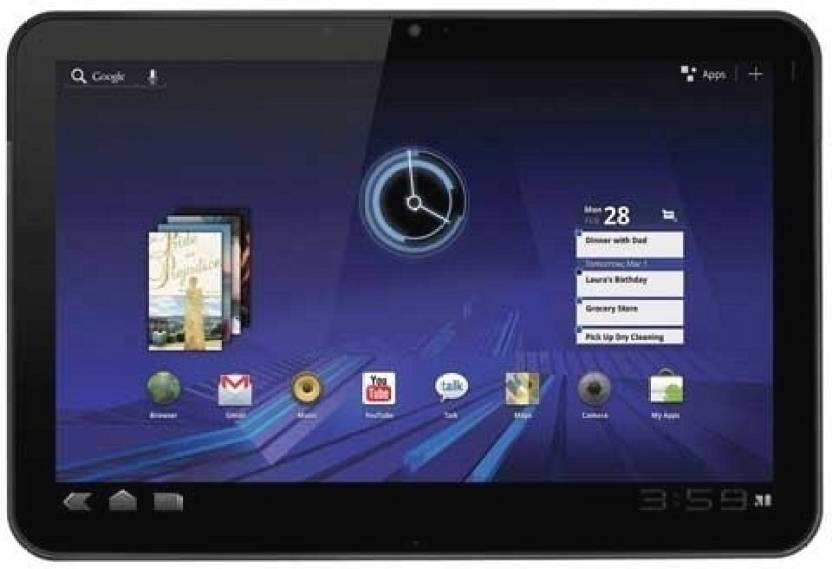 Vizio VZ-706 (Talk) 4 GB 7 inch with Wi-Fi Only Tablet