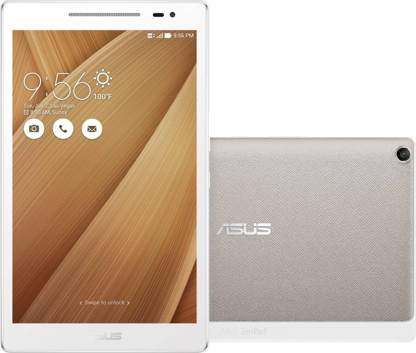 Asus Zenpad 8.0 380KL 16 GB 8 inch with Wi-Fi+4G Tablet (Metallic)