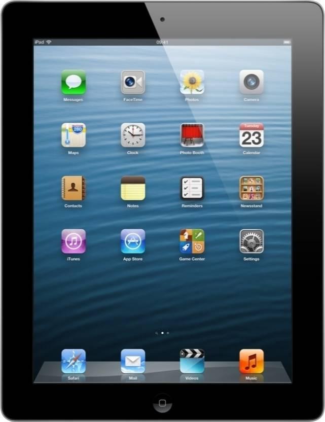 Apple 64GB iPad with Retina Display and Wi-Fi (4th Generation)