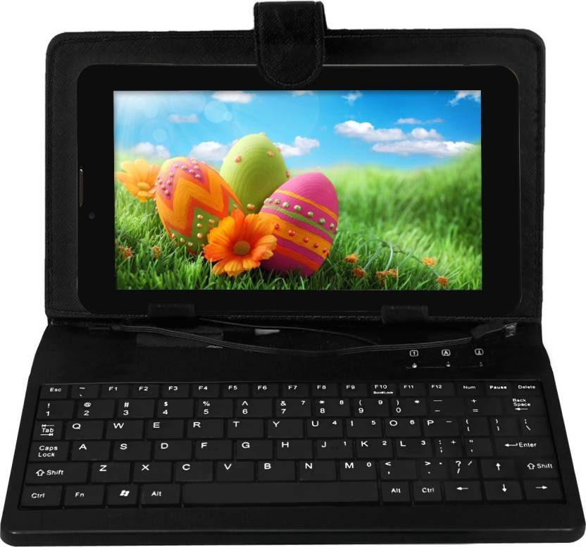 Datawind Vidya Tablet with Keyboard 4 GB 7 inch with Wi-Fi Only