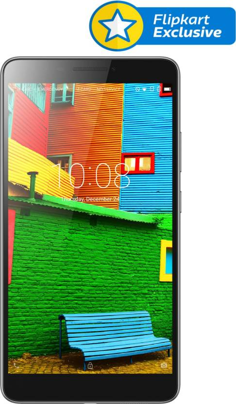 Lenovo PHAB 16 GB 6.98 inch with Wi-Fi+4G (Ebony) @ Just Rs.8999