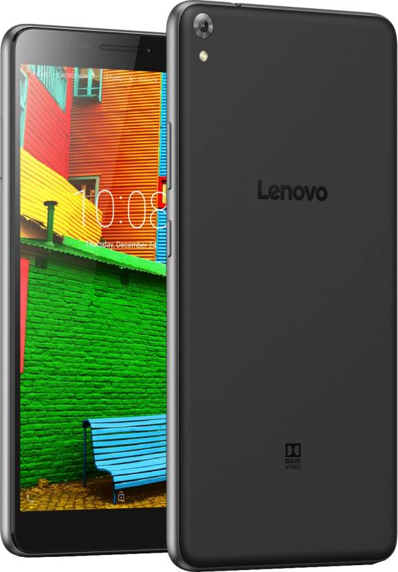 Lenovo PHAB 16 GB 6.98 inch with Wi-Fi+4G  (Ebony)-16% OFF
