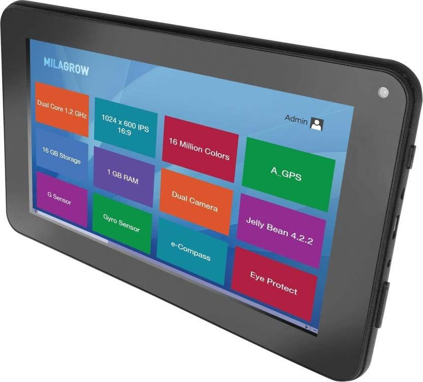 Milagrow MGPT03 PRO Tablet