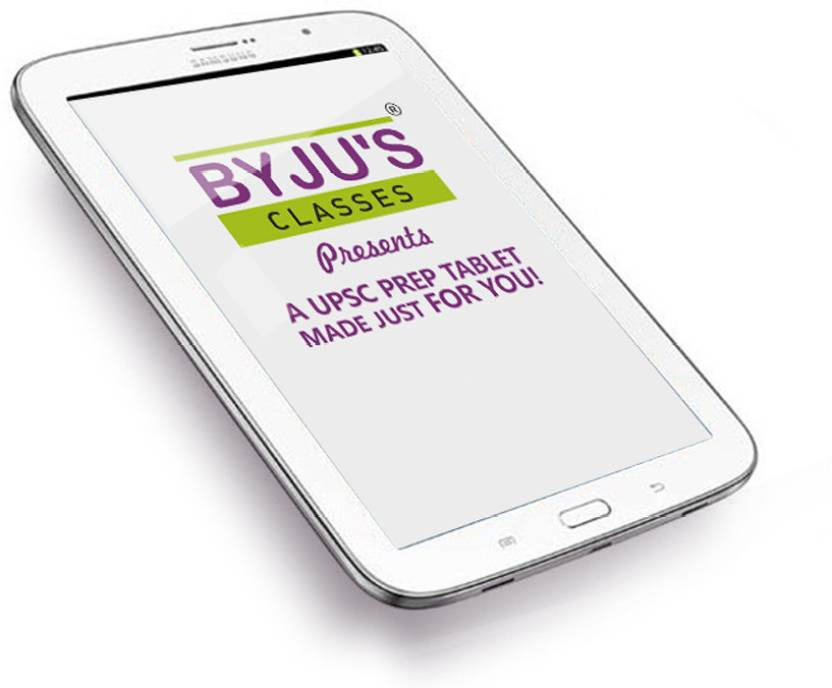 Samsung BYJU's Classes UPSC Tablet 16 GB 7 inch with Wi-Fi Only