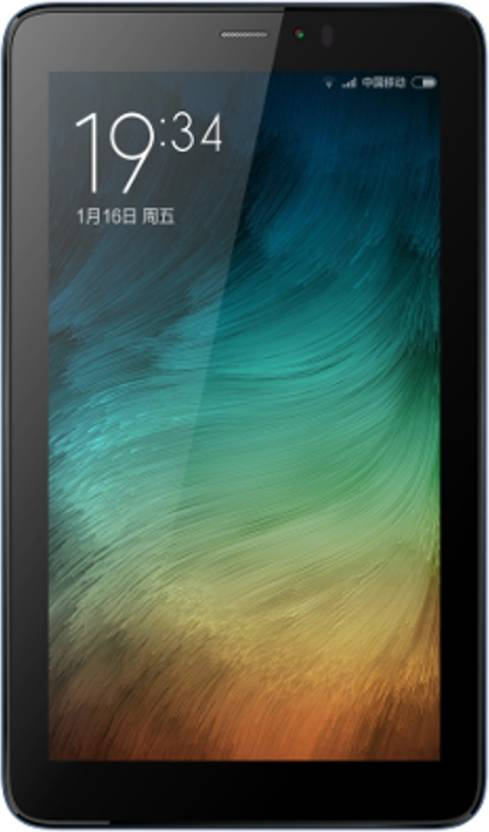 Micromax Canvas Tab P701 8 GB 7 inch with Wi-Fi+4G Tablet (Blue)