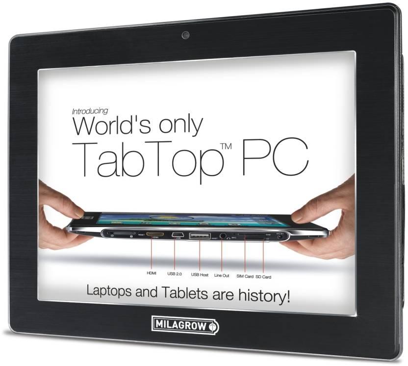 Milagrow TabTop MGPT01-16 GB
