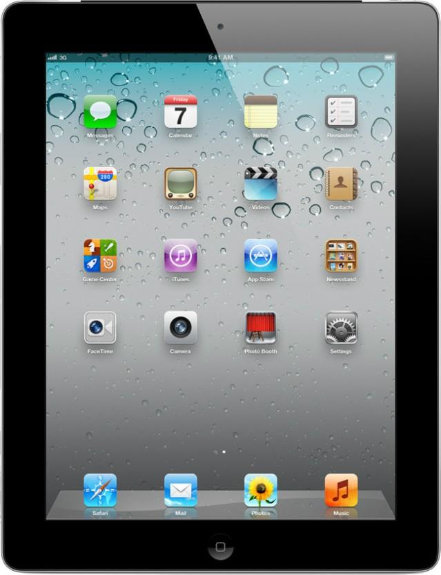 All Colors Apple iPad 3 WiFi Black 32GB