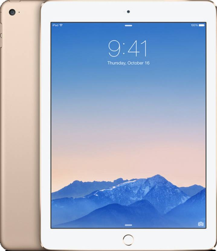 Apple iPad Air 2 64 GB 9.7 inch with Wi-Fi+3G