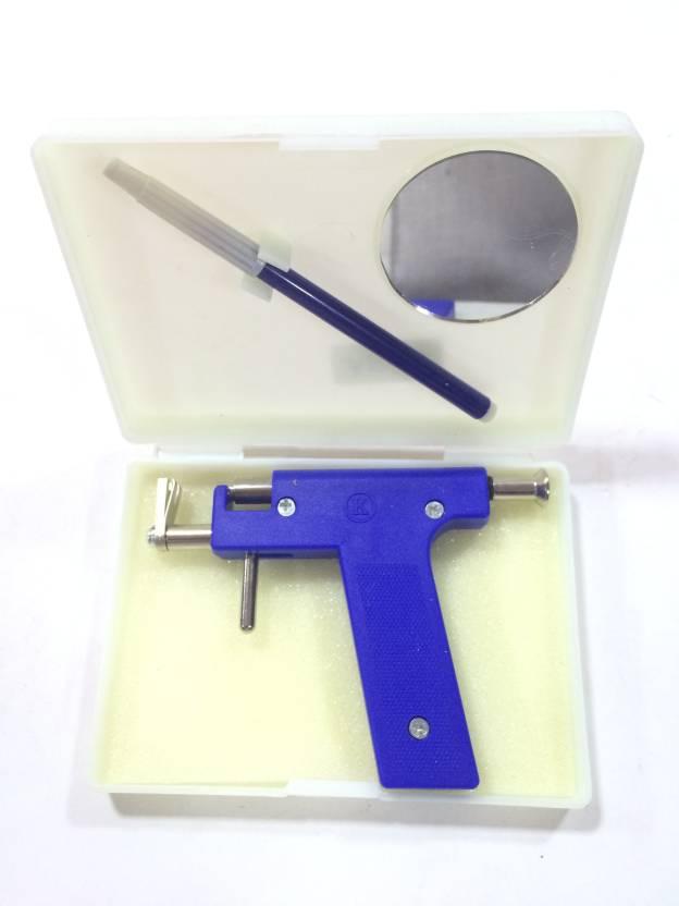 Mumbai Tattoo Plastic Piercing Gun Temporary Tattoo Kit
