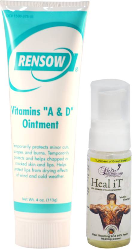 Renew Ad Ointment Tube 4 Oz Free Heal It Price In India Buy
