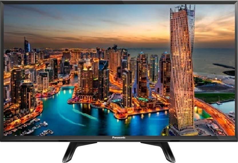 Panasonic 80cm (32) HD Ready LED TV  (TH32D400D, 1 x HDMI, 1 x USB) By Flipkart @ Rs.15,989