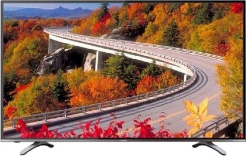 Lloyd 122cm (48) Ultra HD (4K) LED TV (4 X HDMI, 1 X USB)