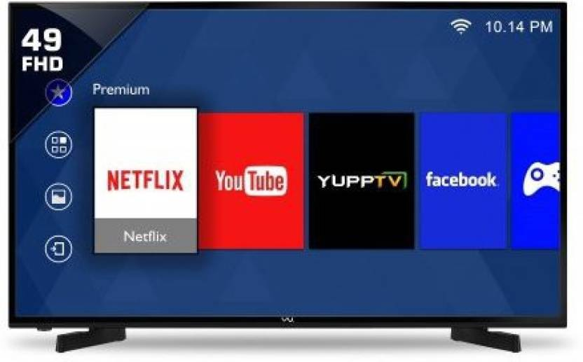 Vu 124cm (49) Full HD Smart LED TV
