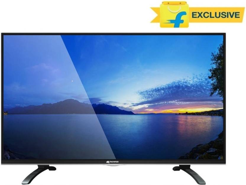 Micromax Canvas 102cm (40) Full HD Smart LED TV