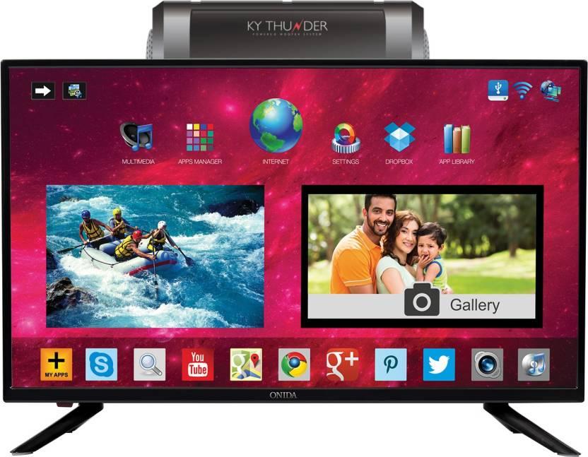 Onida 101.6cm (40 inch) Full HD LED Smart TV