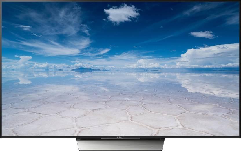 Sony Bravia 138.8cm (55 inch) Ultra HD (4K) LED Smart TV