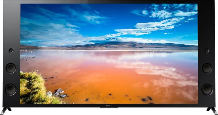 Sony 163.9cm (65) Ultra HD (4K) 3D, Smart LED TV KD-65X9350D