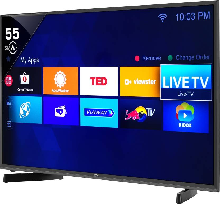 Vu 140cm (55) Full HD Smart LED TV