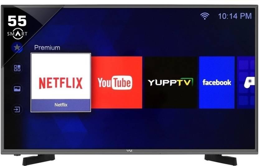 Vu 140cm (55) Full HD Smart LED TV