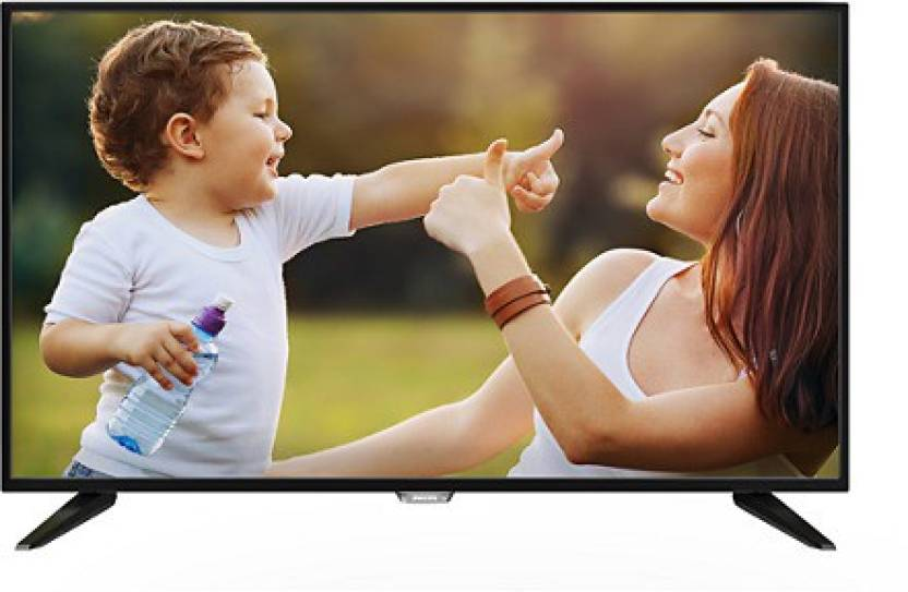 Big Discounts & Exchange Offers On Best Brands!! Upto 30% off On TV`s & Appliances By Flipkart | Philips 108cm (43) Full HD LED TV  (43PFL4351/V7, 4 x HDMI, 2 x USB) @ Rs.28,990
