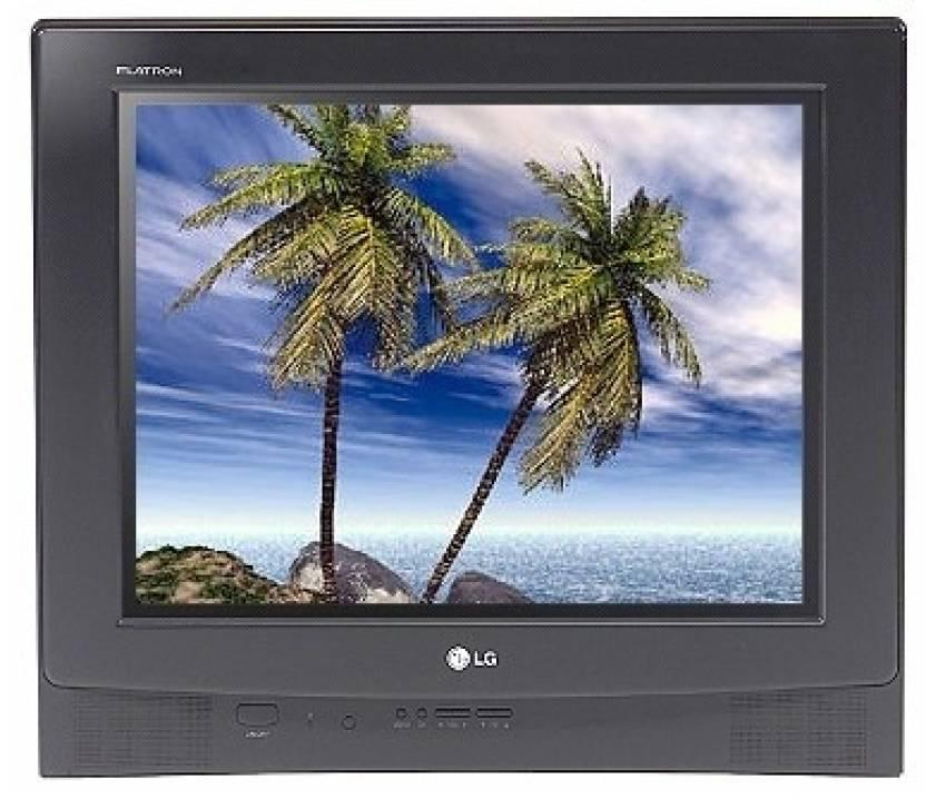 LG (21 inch) CRT TV