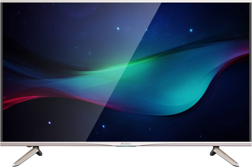 Sansui 140cm (55) Ultra HD (4K) Smart LED TV