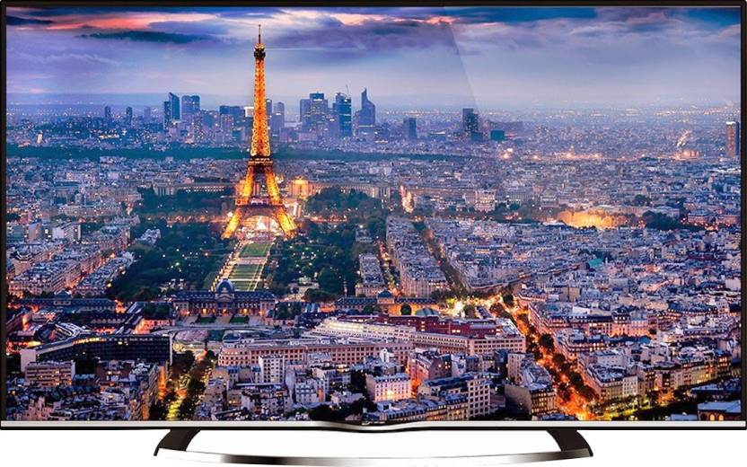 Micromax 106cm (42 inch) Ultra HD (4K) LED Smart TV