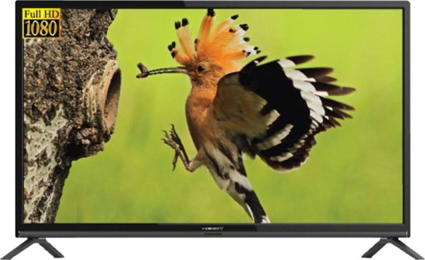 Videocon 101cm (40) Full HD LED TV (4 X HDMI, 3 X USB)