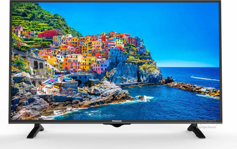 100(40) CM Televisions Starting @ Rs.18,999 By Flipkart | Panasonic 109cm (43) Full HD LED TV  (TH-43D350DX, 3 x HDMI, 2 x USB) @ Rs.32,999