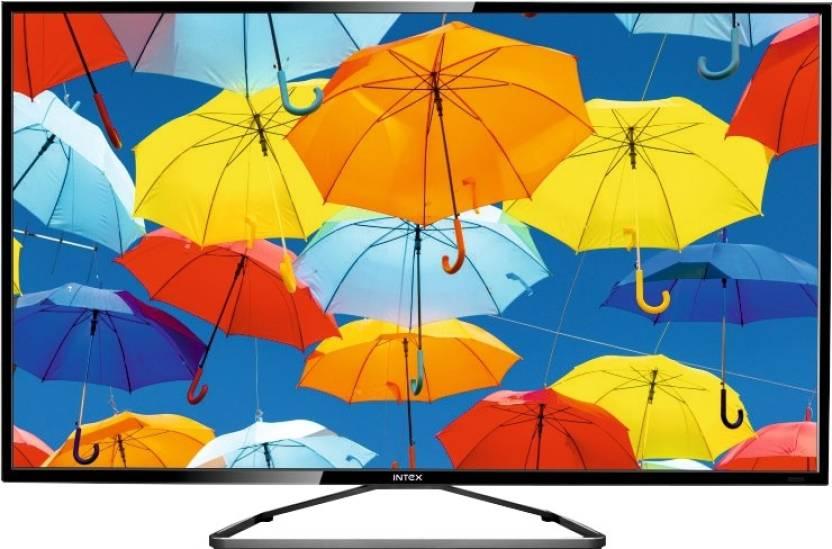 Intex 107cm (42 inch) Full HD LED TV
