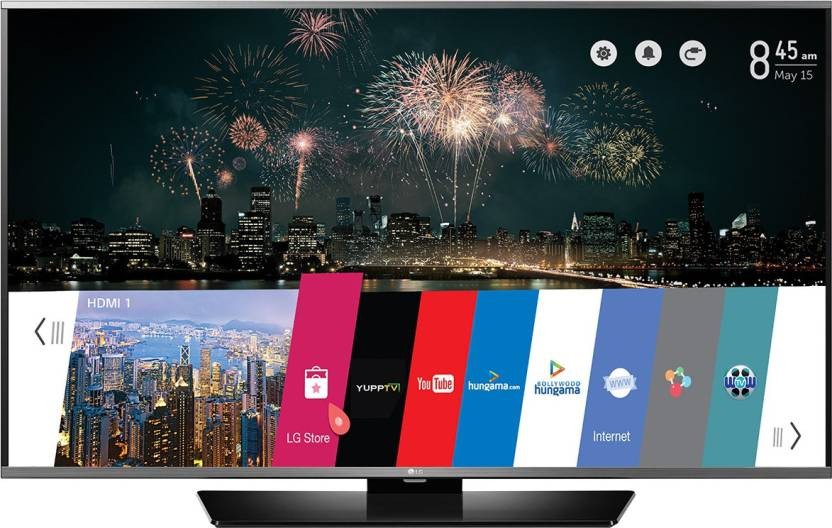 LG 80cm  32  Full HD Smart TV   32LF6300, 3 x HDMI, 3 x USB  available at Flipkart for Rs.37500