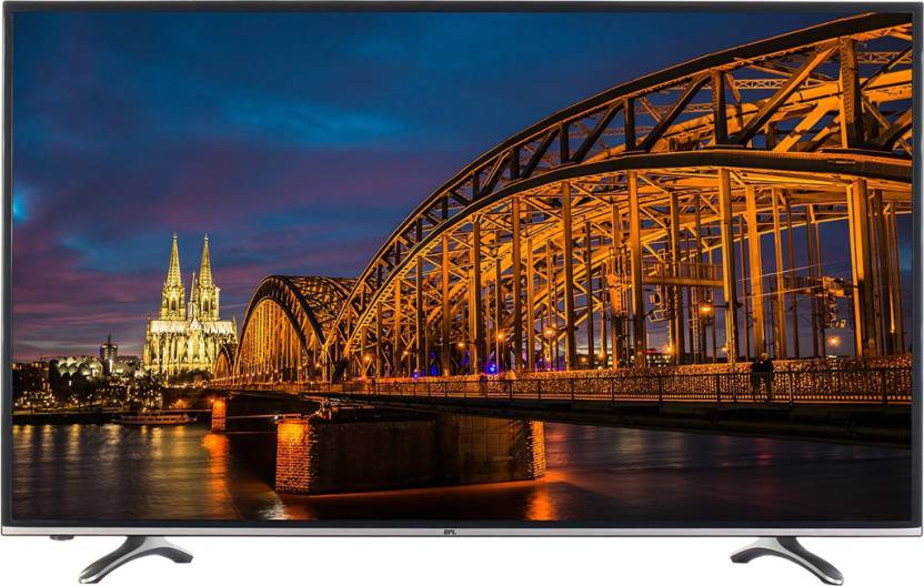 BPL 108cm (43) Ultra HD (4K) Smart LED TV