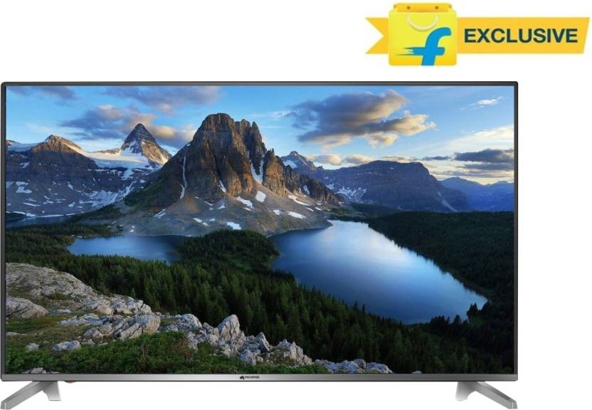 Micromax Canvas 123cm (50) Full HD Smart LED TV