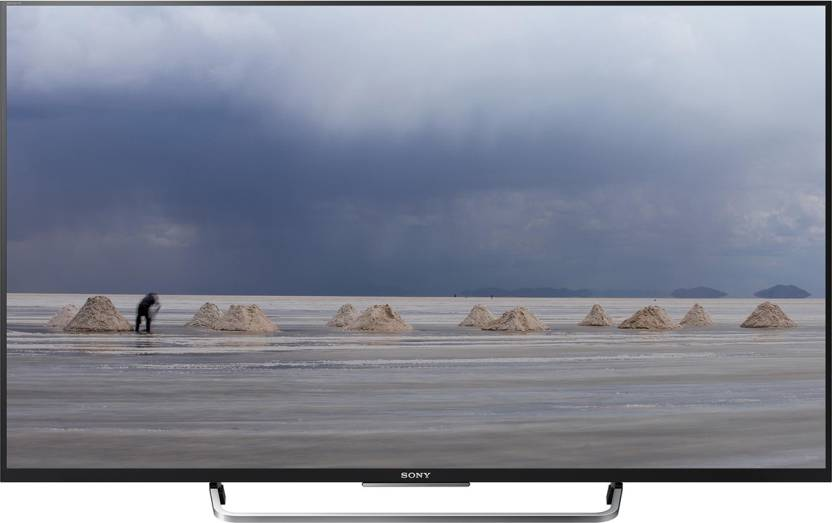 Sony Bravia 108cm (43) Full HD 3D, Smart LED TV At Just Rs.57,990 By Flipkart