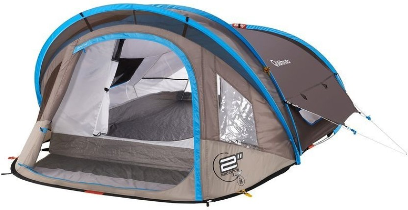 Quechua by Decathlon 2-Second-Xl-Air-2 Tent - For 2  sc 1 st  Flipkart & Quechua by Decathlon 2-Second-Xl-Air-2 Tent - For 2 Person - Buy ...